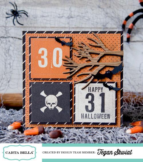 Happy Halloween 31 card