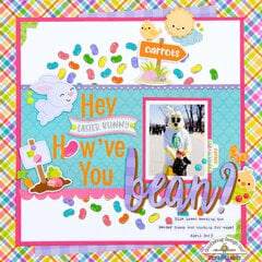 How Have You Bean? **Doodlebug Design**