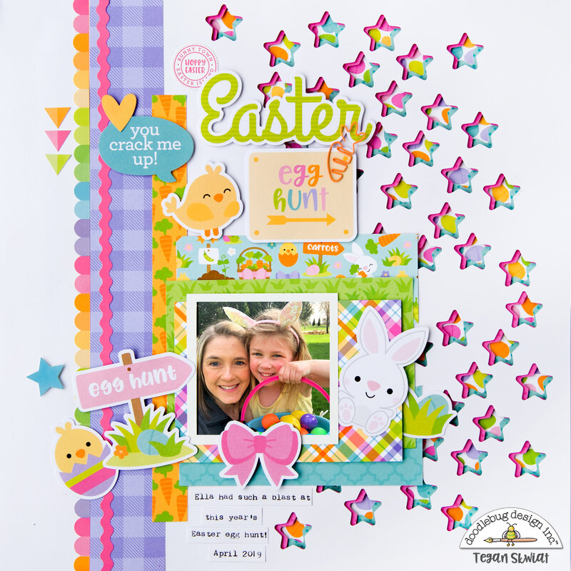 Easter Egg Hunt *Doodlebug Design**