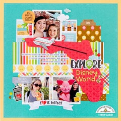 Explore Disney World **Doodlebug Design**