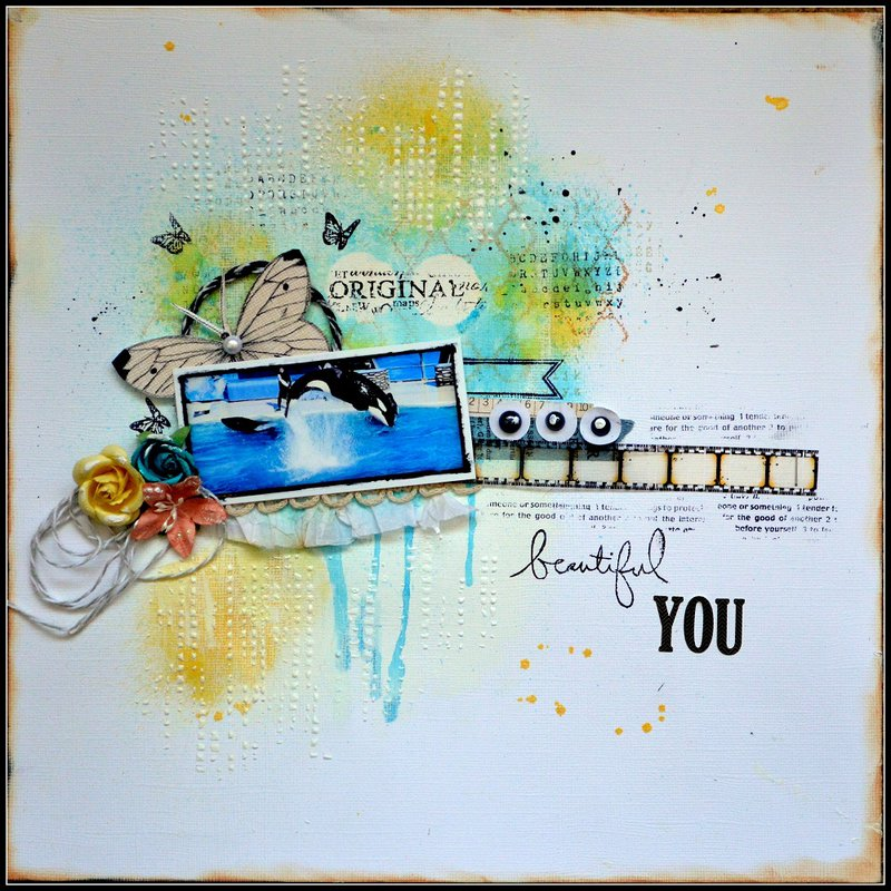 Beautiful You!!