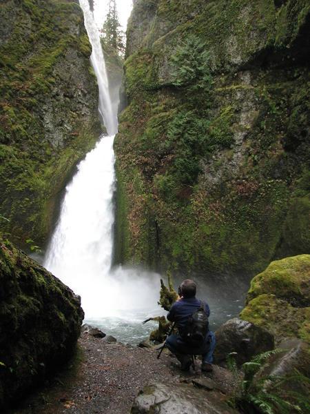Wahcella Falls, OR