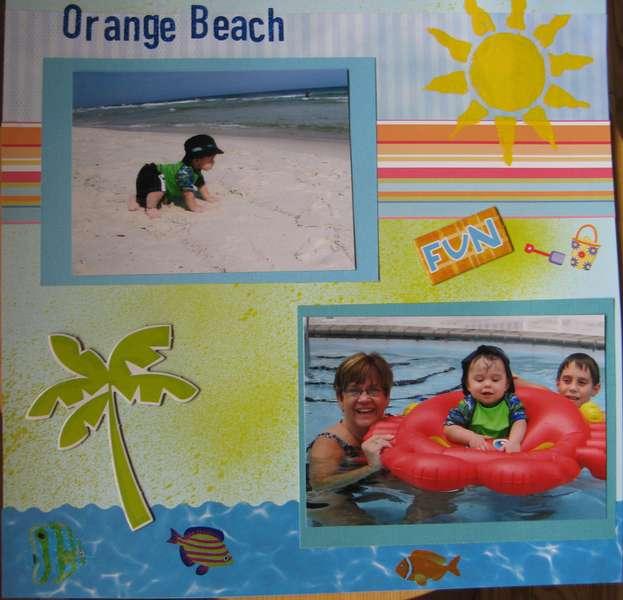D at beach #2