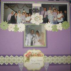 Tony and Theresa's Wedding