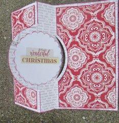 Red Christmas Flip-it Inside