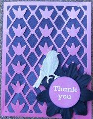 Thank You card (outside