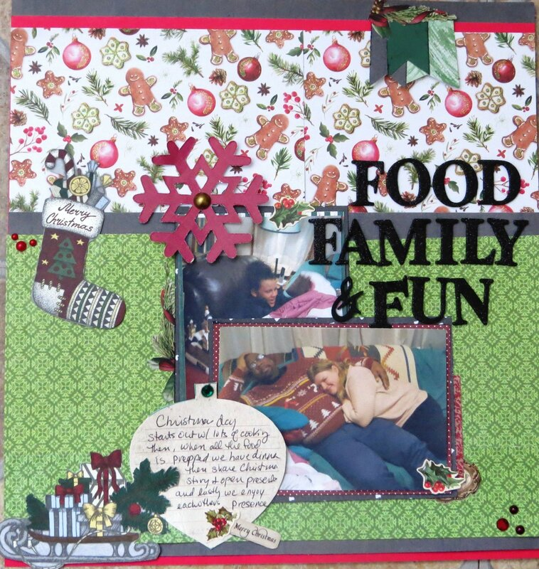 Food Family and Fun