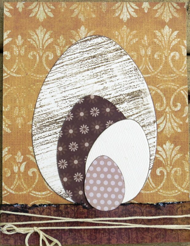 Easter Blessings --inside of card