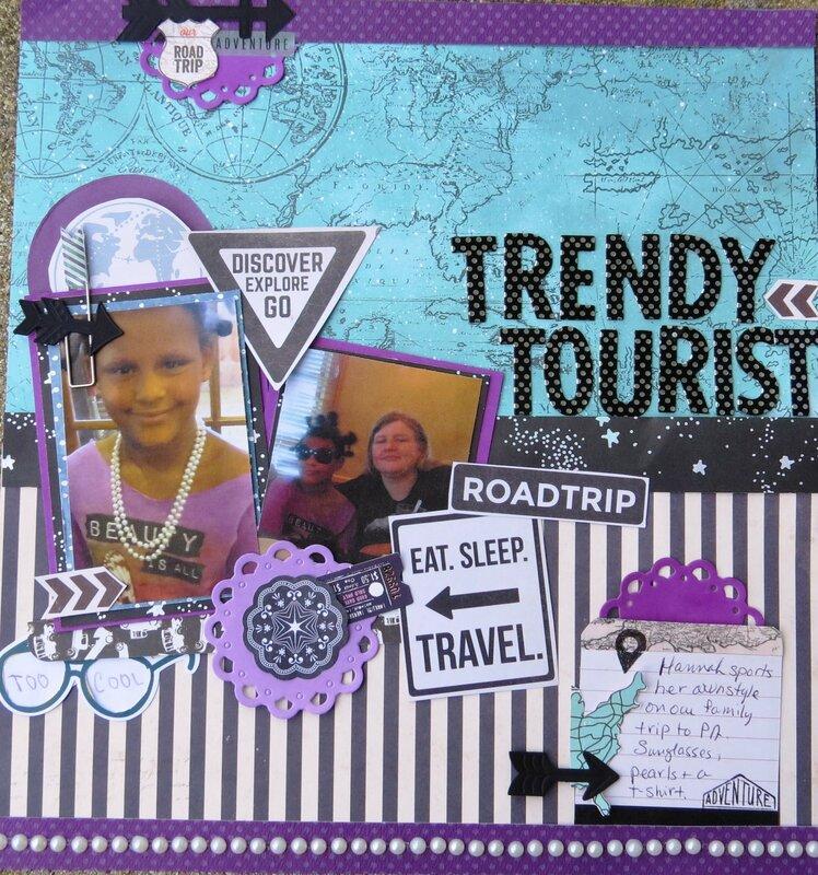 Trendy Tourist