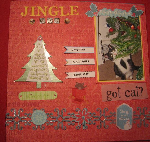 Jingle cat