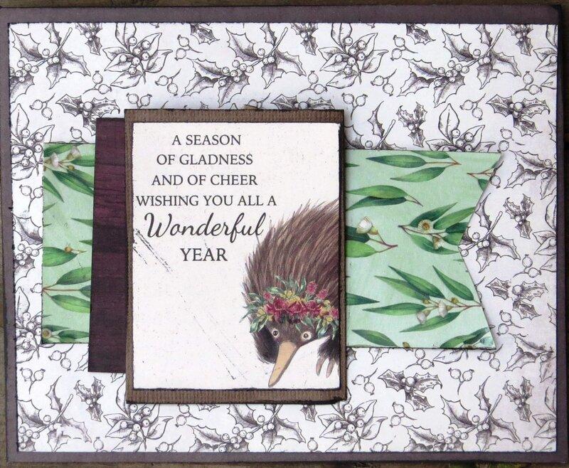 Christmas card-inside