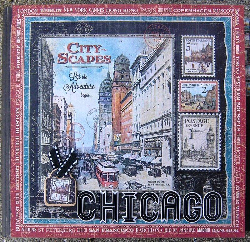 Cityscapes album: Chicago