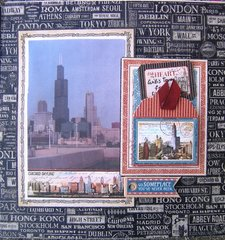 Cityscapes Album: Chicago
