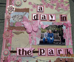A Day in the Park - PINK Challenge