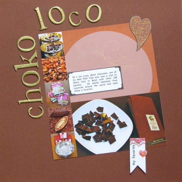 """Choko Loco """"Chocolate Challenge"""""""