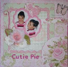 Cutie Pie *** Scraps of Elegance***