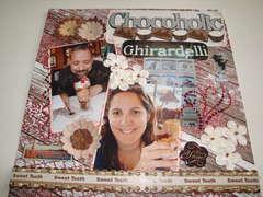 Chocoholic, chocolate challenge