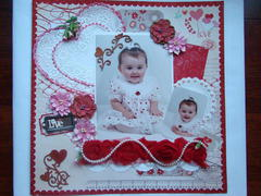 Love, Scraps of Elegance February Lovesong Kit