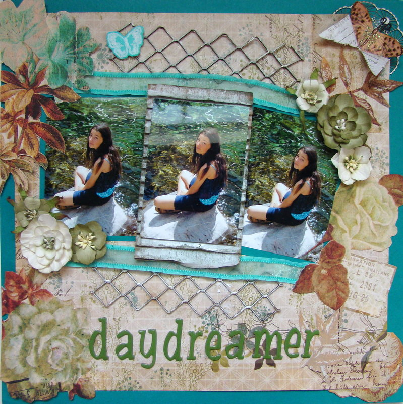 Daydreamer*** Scraps of Elegance***