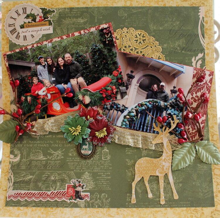 Joy ***Scraps of Elegance December Kit***