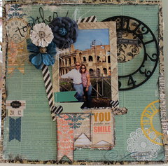 Together***Scraps of Elegance October Kit***
