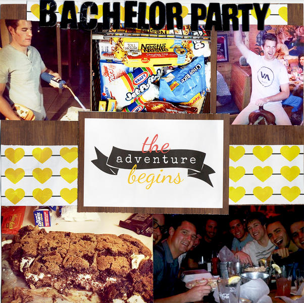 Bachelor Party!