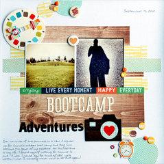 Bootcamp Adventures