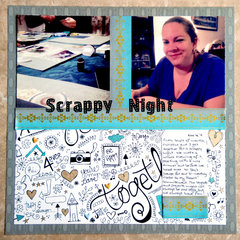 Scrappy Night