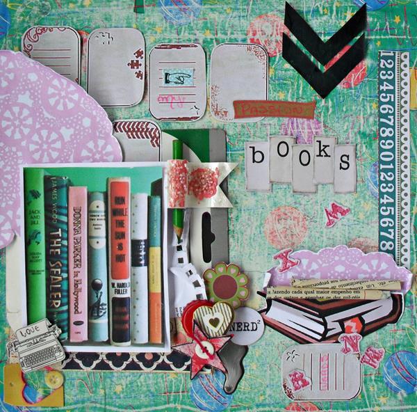 Passion/Books