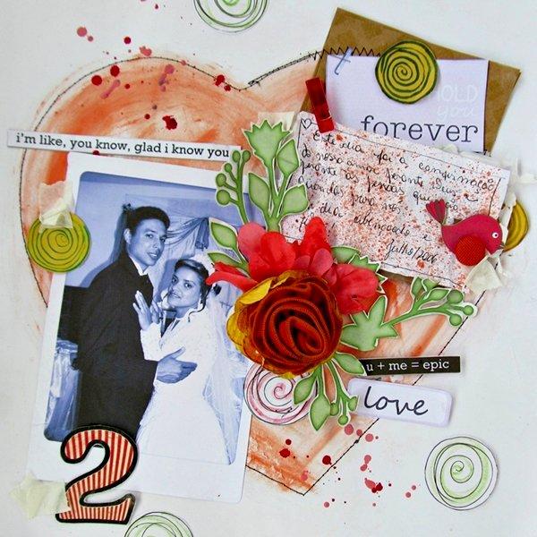 A Romantic Page