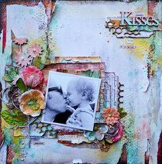 Kisses So Sweet *Blue Fern Studios*