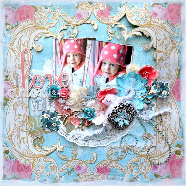 I Love You *Flying Unicorn February Kit*