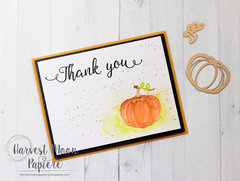 Thank You With Spellbinders