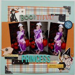 BOO!tiful Princess