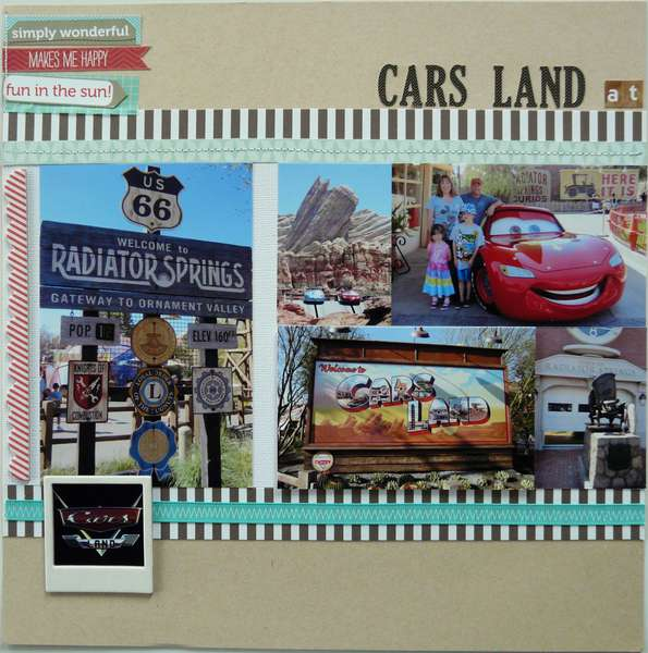 Cars Land (Disney California Adventure) - Page 1 of 2