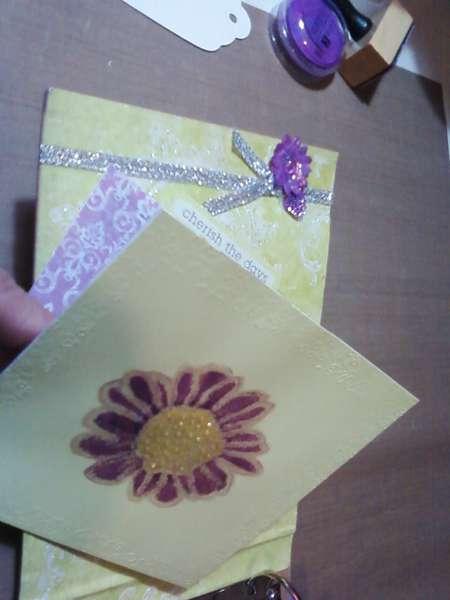 Purple & Green Mini Album
