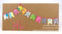 Hi Banner Card