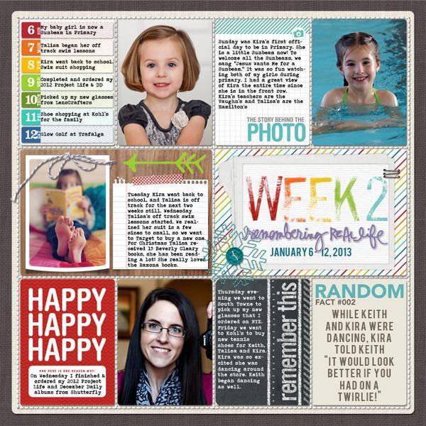 Week 2 - 2012