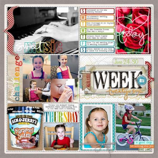Week 26 - 2012