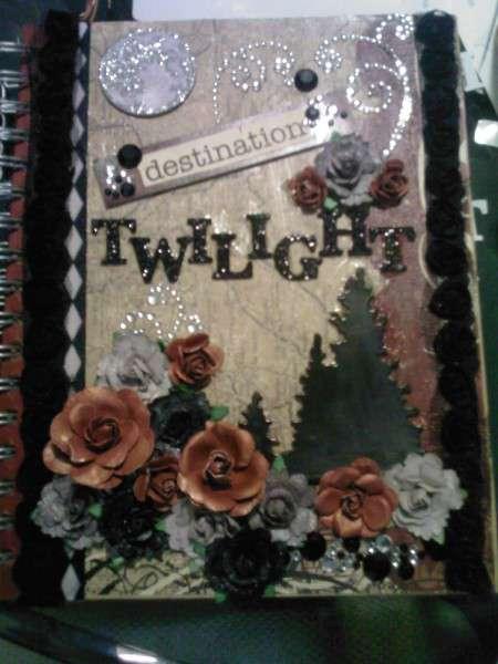 Fancy Pants Brag Book Cover