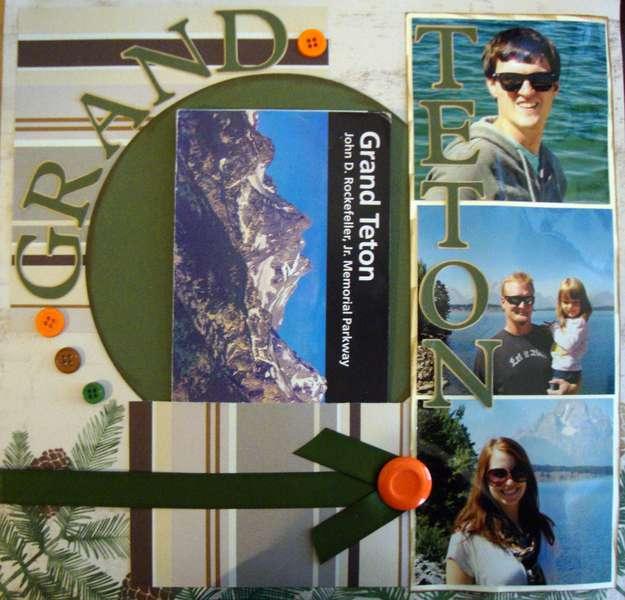 Grand Teton: Circle Contest