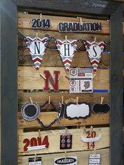 Scrapbook Customs New 2014 Graduation Collection