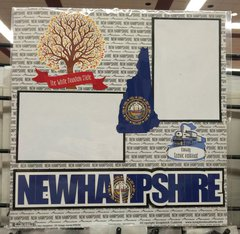 New Hampshire **Scrapbook Customs
