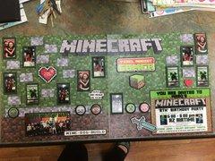 I Spy a fabulous Mine Craft Project by Kristan Paolacci!