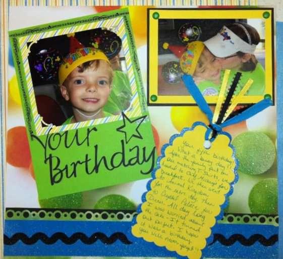 Your Birthday!