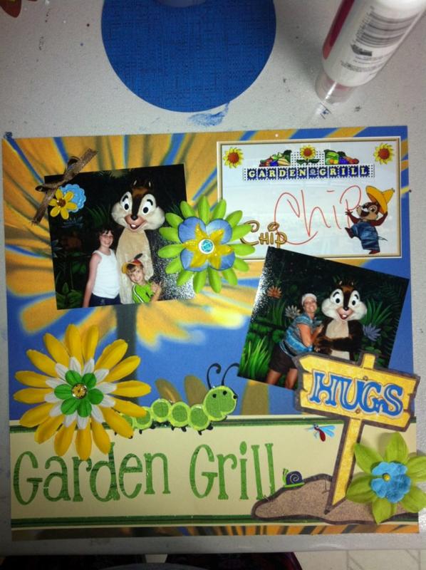 Garden Grill DisneyWorld