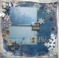 Let it snow in Buffalo