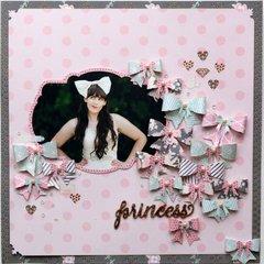 Princess and Wedding bows.