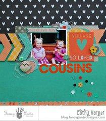 So loved Cousins *Fancy Pants*