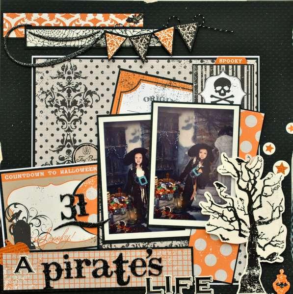 A Pirate's Life/ EP Apothecary Emporium